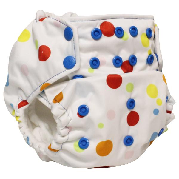 Rumparooz gumball one size cloth diaper