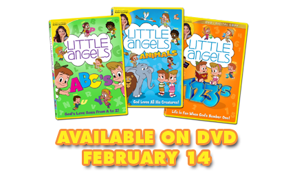 Little Angels DVDs
