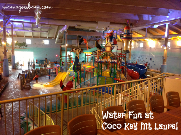Water Fun In New Jersey At Coco Key Water Resort Mama